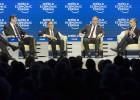 Europa inquieta de nuevo en Davos