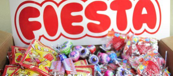Una selección de productos Fiesta.