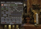 La Bolsa cae el 0,7% lastrada por la banca y Telefónica