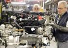 La producción industrial de la zona euro baja un 0,5% en agosto