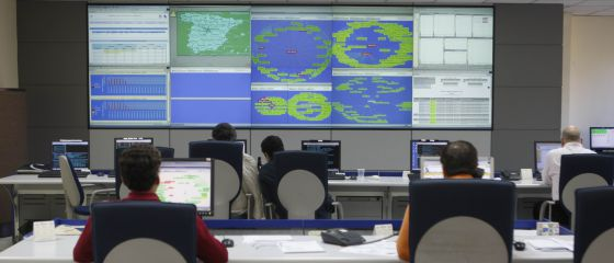 Departamento de informática de la Agencia Tributaria.
