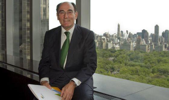 Ignacio Sánchez Galán, presidente de Iberdrola