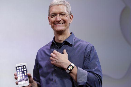 Apple entra no índice Dow Jones
