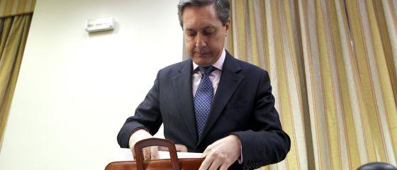 Santiago Menéndez, director de la Agencia Tributaria.