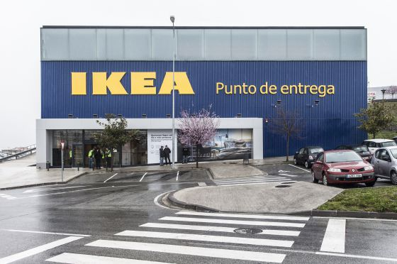 ikea debuts new form of sales point in pamplona in english el pa s. Black Bedroom Furniture Sets. Home Design Ideas