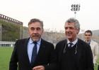 Un directivo de la Federación de Fútbol cotizó de minero