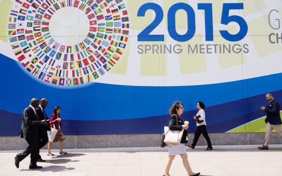 Brasil vai encolher 1% em 2015, segundo o FMI