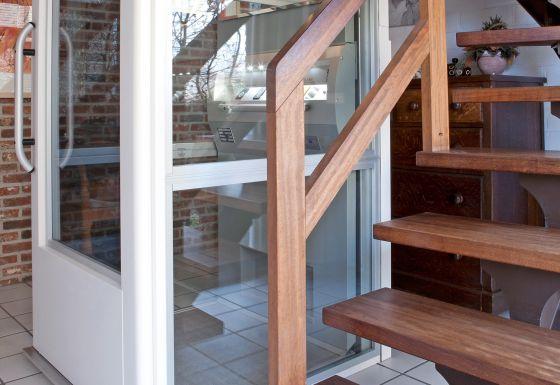 El edificio accesible tiene un plazo ascensores balaguer for Cuanto vale una escalera