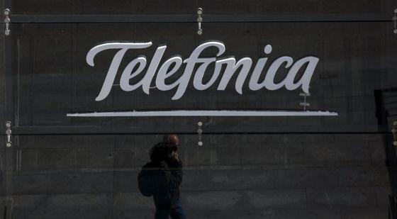 Telefónica en Madrid
