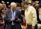 Warren Buffett sopla 50 velas