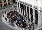 Las ventas de las tiendas de Apple se estancan en España