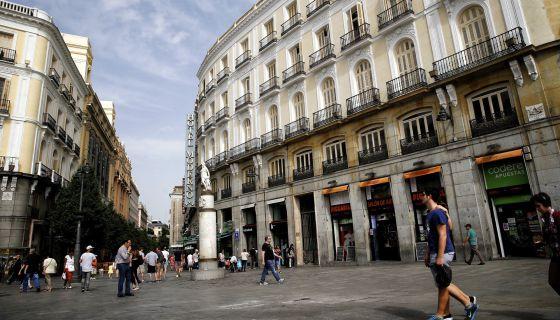 Kennedy Wilson construirá un centro comercial en la Puerta del Sol