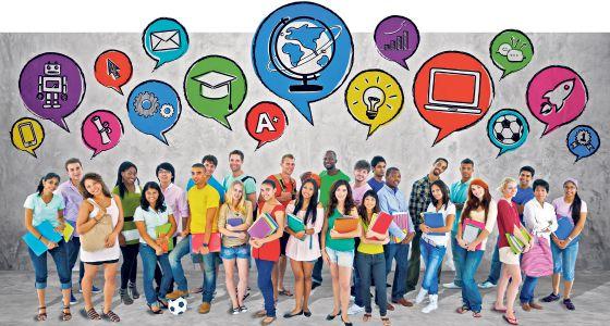Los alumnos españoles en Francia han aumentado un 42% con la crisis.