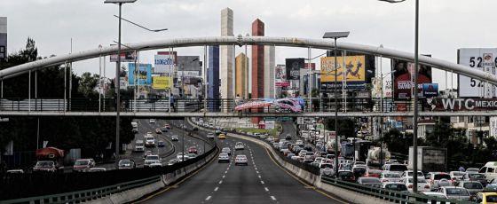 Viaducto Bicentenario en el Estado de México, operado por OHL