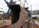 El naval empieza a salir a flote tras la crisis de las ayudas fiscales