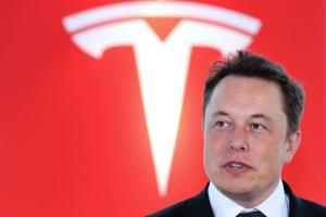 Elon Musk,consejero delegado de Tesla
