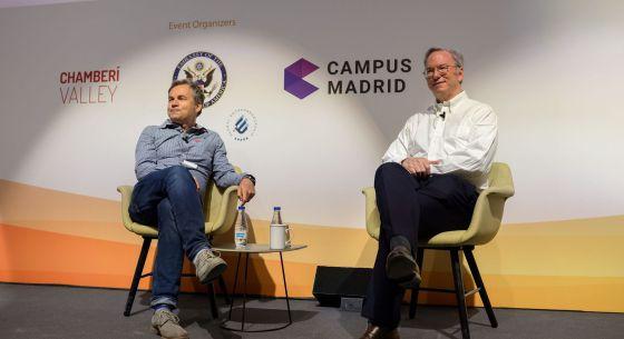 Más de 40 'start-ups' españolas estrenan el nuevo Campus de Google