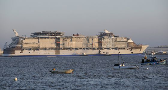 El nuevo gigante de los cruceros operará desde Barcelona