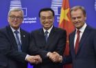 China y la UE se reúnen para impulsar el acceso al comercio