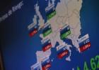 La Bolsa española gana un 1,32% animada por la cesión de Atenas