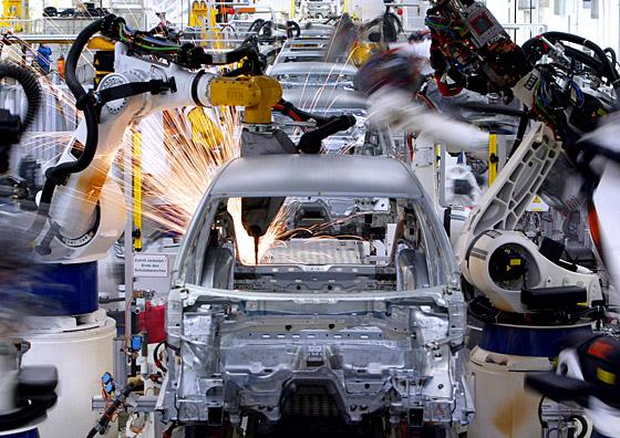 Un robot mata a un técnico de Volkswagen en Alemania