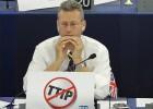 La Eurocámara plantea alternativas al arbitraje en el pacto con EE UU