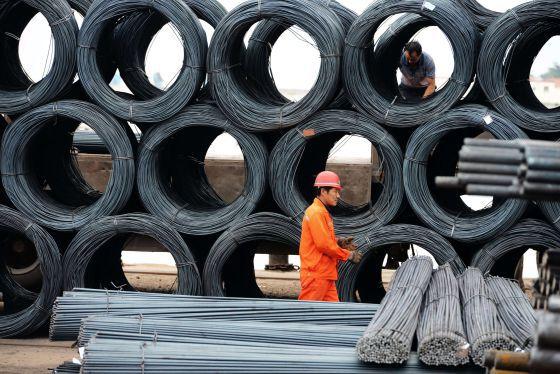 El acero subsidiado chino pone en jaque a la industria mexicana