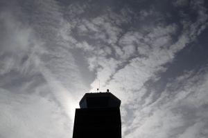 La torre de control del aeropuerto de Ciudad Real
