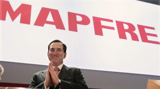 Antonio Huertas, presidente de la aseguradora Mapfre