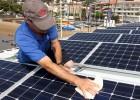 El Constitucional respalda el recorte de las primas a las renovables