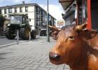 Tejerina aborda hoy la crisis láctea con Francia, Italia y Portugal