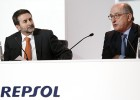 La cúpula de Repsol se lanza a comprar acciones tras el desplome