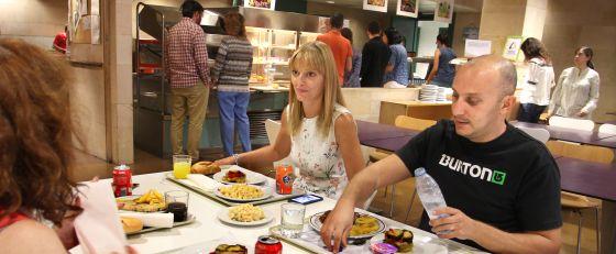 Los amos de los comedores econom a el pa s - Servicios de comedor para empresas ...