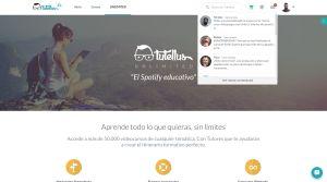 Tutellus dispone de 25.000 videocursos relacionados con temáticas universitarias.