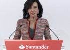 Un año difícil para Ana Botín