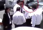 Un vídeo capta a la policía tratando de inculpar al abogado rival de OHL