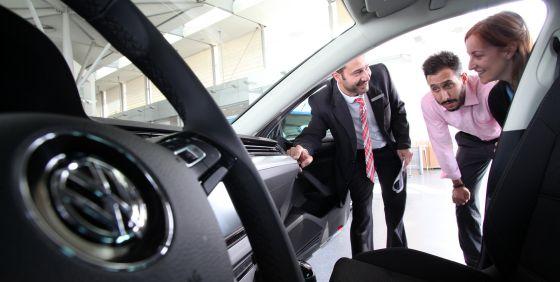 Volkswagen liderará las ventas en España en septiembre pese al fraude