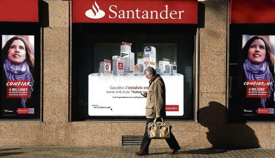 Blanqueo de dinero el supremo hace p blica una multa al for Oficinas banco santander en barcelona