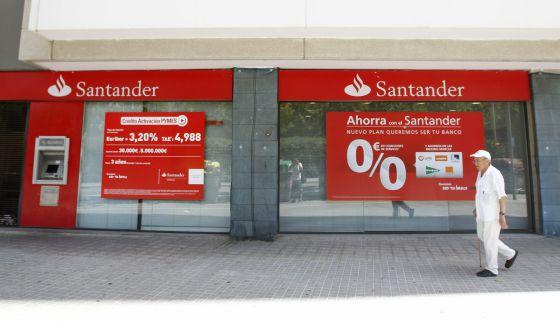 Banca el santander ampl a la informaci n de la cuenta 1 for Santander cajeros madrid