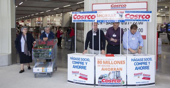 Costco in spain would you pay 36 to be able to shop in a - Costco wholesale madrid getafe ...