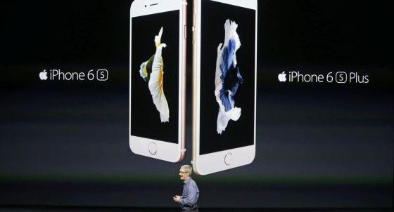Tim Cook, CEO de Apple, presenta en septiembre el iPhone 6s