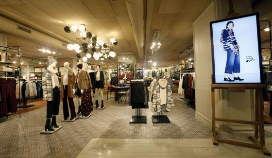 Cortefiel baja los precios el 25% y se rejuvenece para competir con Zara