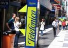 Telefónica acumula fondos en Argentina sin lograr repatriarlos