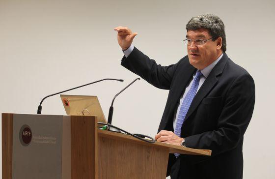 José Luis Escrivá, presidente de la Autoridad Independiente de Responsabilidad Fiscal (Airef).