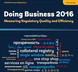 Informe Doing Business