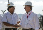 Repsol alcanza un récord de producción de gas en Bolivia