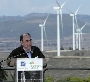 El presidente de Iberdrola Ignacio Sánchez