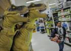 Cómo evitar comprar un dinosaurio como regalo de Reyes