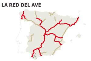 Bruselas critica la política inversora de España en el AVE y las autopistas