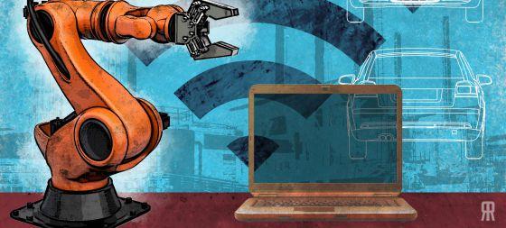 Digitalización industrial en España